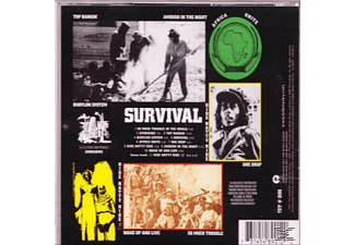Bob Marley - Survival  - (CD)
