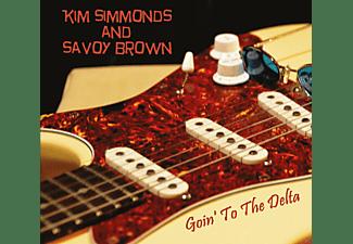 Savoy Brown, Kim Simmonds - Goin' To The Delta  - (CD)