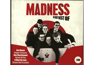 Madness - The Very Best Of - (CD)