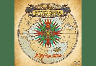 Spyro Gyra - A Foreign Affair  - (CD)