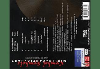 KARLHEINZ MIKLIN, HEIRI KANZIG, BILLY HART - Live At Porgy & Bess  - (CD)