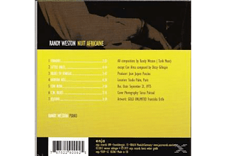 Randy Weston - Nuit Africaine  - (CD)