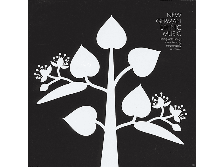 VARIOUS - New German Ethnic Music [CD]