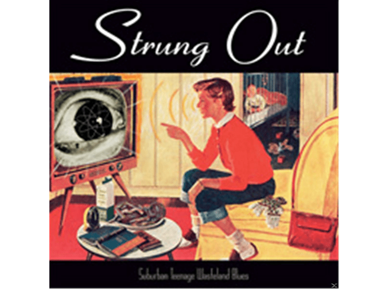 Strung Out - Suburban Teenage Wasteland Blues (Reissue) [CD]