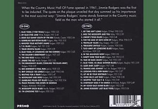 Jimmie Rodgers - The Singing Brakeman  - (CD)