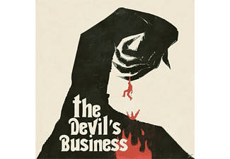 Justin Greaves - The Devil's Business - (CD)