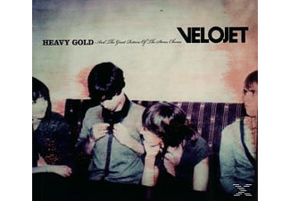 Velojet - Heavy Gold  - (CD)