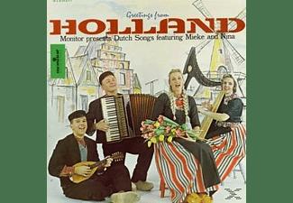 Mieke & Nina - Greetings From Holland  - (CD)
