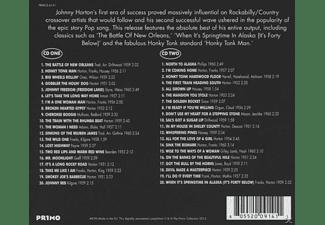 Johnny Horton - The Essential Recordings  - (CD)