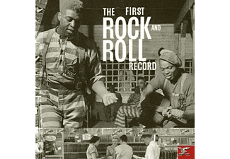VARIOUS - The First Rock And Roll Record  - (CD)