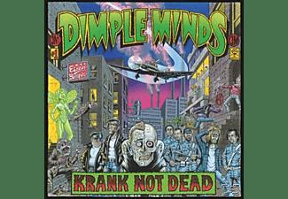 Dimple Minds - Krank Not Dead  - (CD)