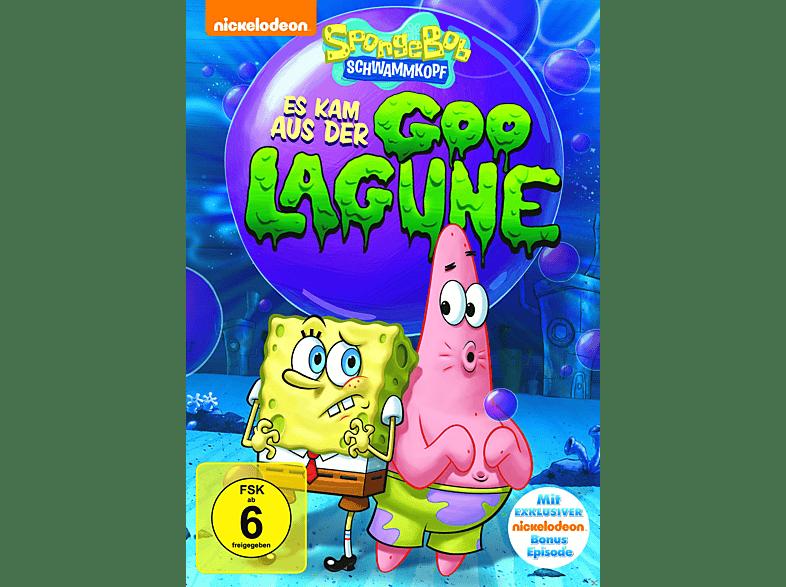 SpongeBob Schwammkopf – Es kam aus der Goo Lagune [DVD]