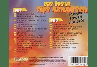 Fips Asmussen - Das Beste-Humor, Power Non-Stop  - (CD)