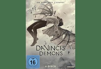 DA VINCI S DEMONS 2. STAFFEL KOMPLETT DVD