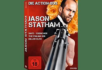 Jason Statham - Action Box DVD
