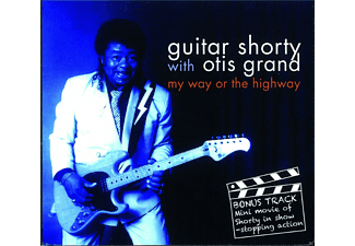 Otis Guitar Shorty / Grand - My Way Or The Highway - (CD)
