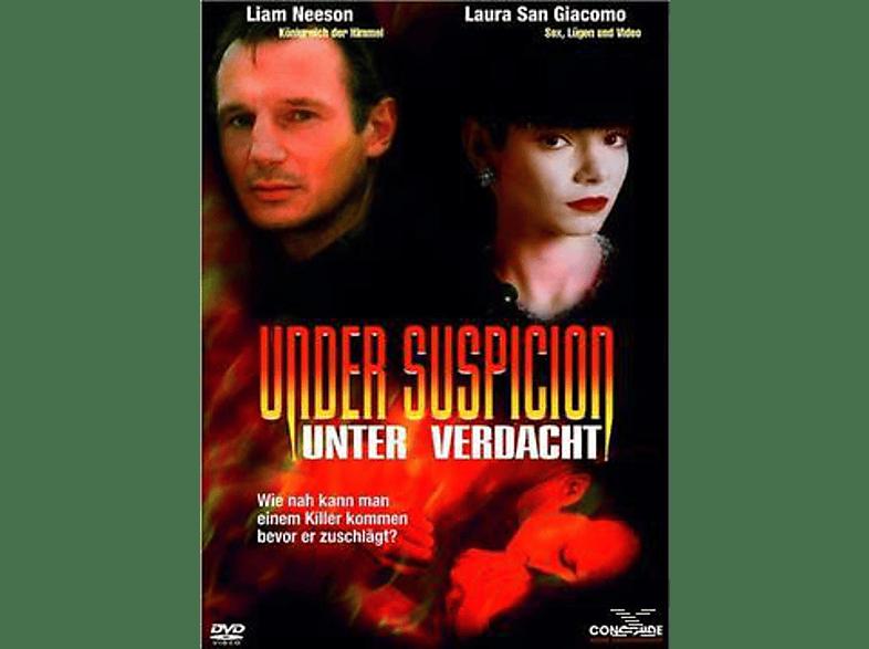 Under Suspicion - Unter Verdacht [DVD]