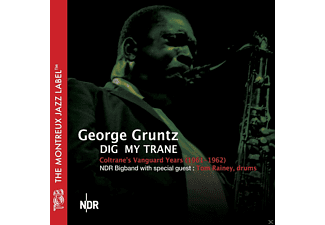 George Gruntz, Tom Rainey, Ndr Bigband - Dig My Trane (Coltrane's Vanguard) - (CD)