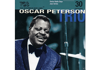 Oscar Trio Peterson - Swiss Radio Days Jazz Series Vol. 3  - (CD)