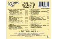 York Waits - Music From The Time Of Richard 3 [CD]