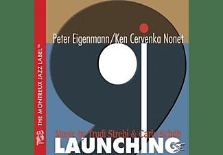 Eigenmann Peter-ken Cervenka Nonet - Launching  - (CD)