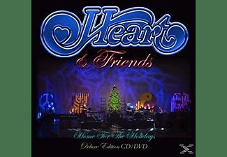 Heart - Heart & Friends - Home For The Holidays (Digipak)  - (CD + DVD Video)