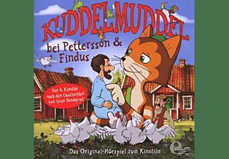 Pettersson Und Findus - Kuddelmuddel bei Pettersson und Findus [CD]
