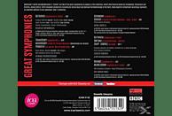 Diverse Klassik - Great Symphonies [CD]