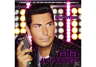 Andy Andress - Showtime  - (CD)