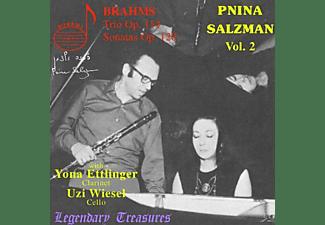 Pnina Salzman, Uzi Wiesel, Yona Ettlinger - Salzman Vol.2  - (CD)