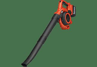 BLACK+DECKER GWC 3600 L20 Laubsauger Orange/Schwarz