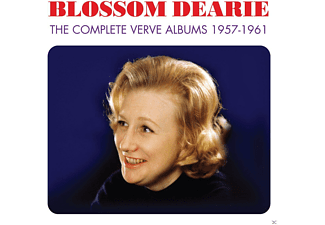 Blossom Dearie - Complete Verve Albums  - (CD)