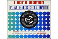 VARIOUS - I Got A Woman - Gems From The Decca Vaults 1960-61 [CD]