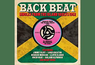 VARIOUS - Back Beat-Singles  - (CD)