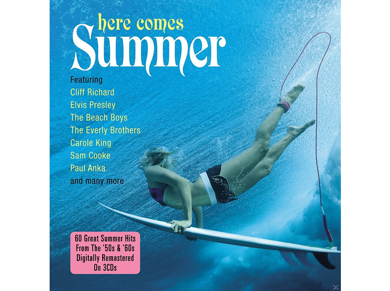 VARIOUS - Here Comes The Summer [CD]