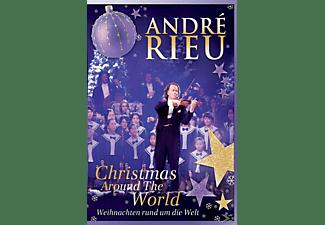 André Rieu - Weihnachten Rund Um Die Welt  - (DVD)