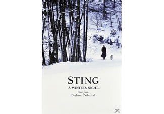 Sting - A Winter's Night..Live From Durham Cathedral  - (DVD)