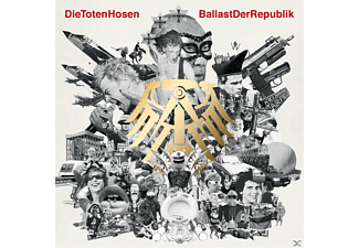 Die Toten Hosen - Ballast Der Republik  - (CD)