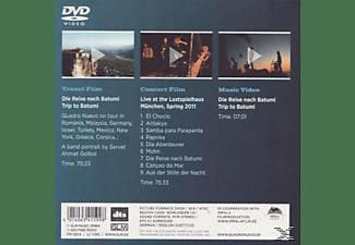 Quadro Nuevo - Grand Voyage-Travel & Concert Film  - (DVD)