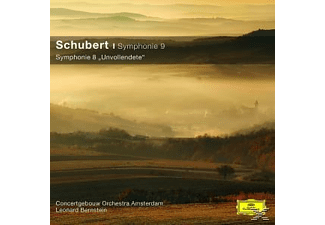 Bernstein, Rcoa, Rcoa/Bernstein - Sinfonien 8, 9 (Cc)  - (CD)