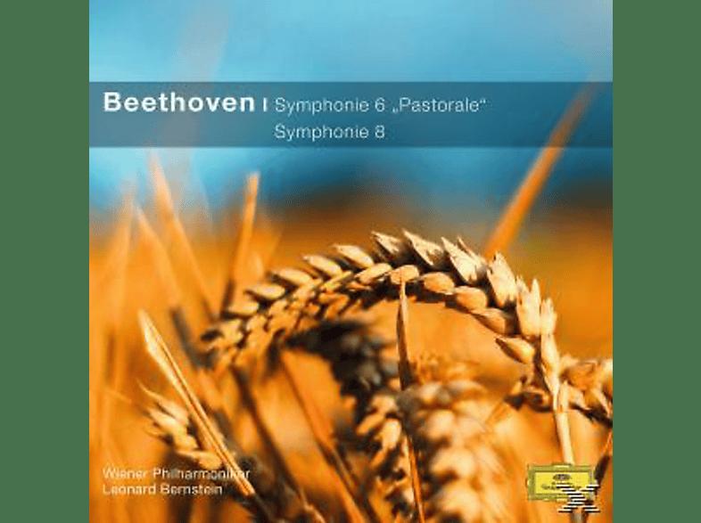 Wpo, BERNSTEIN/WP - Sinfonien 6, 8 (Cc) [CD]