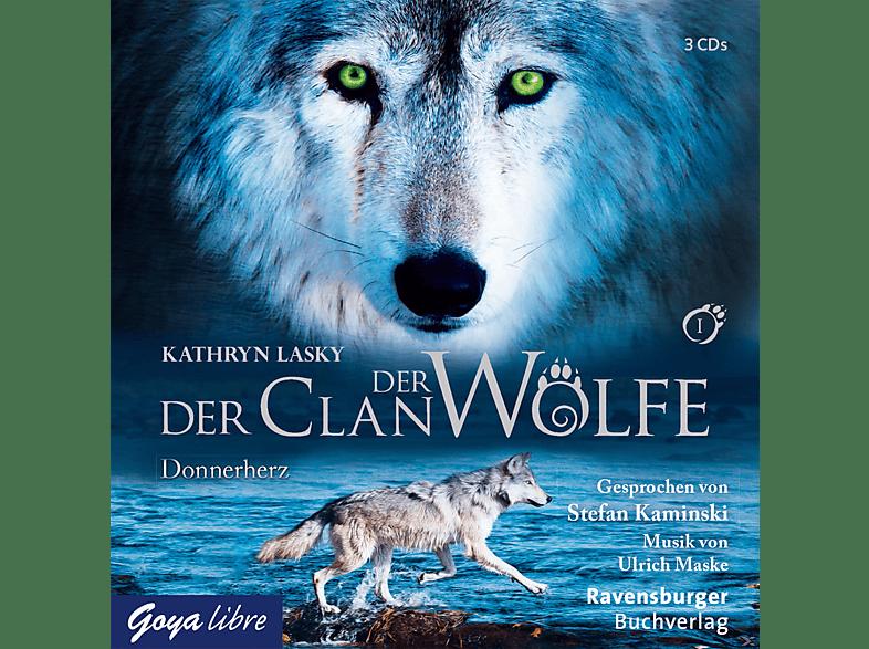 Der Clan der Wölfe 01: Donnerherz - (CD)