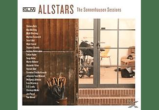 Glm Allstars - The Sonnenhausen Sessions  - (CD)