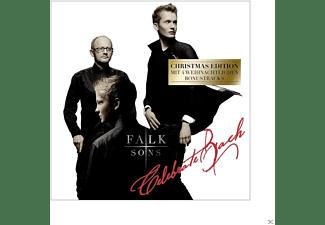 Falk & Sons - Celebrate Bach-Christmas Edition  - (CD)