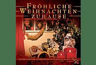 VARIOUS - Fröhliche Weihnachten Zuhause [CD]