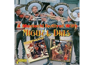 Miguel Dias - Mariachi Festival  - (CD)