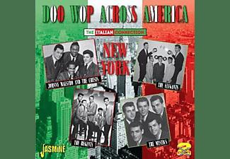 Mystics - Doo Wop Across America  - (CD)