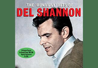 Del Shannon - Runaway Hits Of  - (CD)