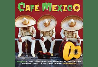 VARIOUS - Cafe Mexico  - (CD)