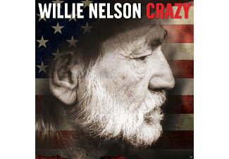 Willie Nelson - Crazy - (CD)